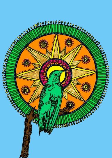 coloured_humming_bird