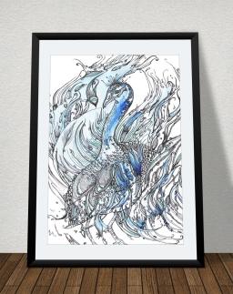 peacock_frame